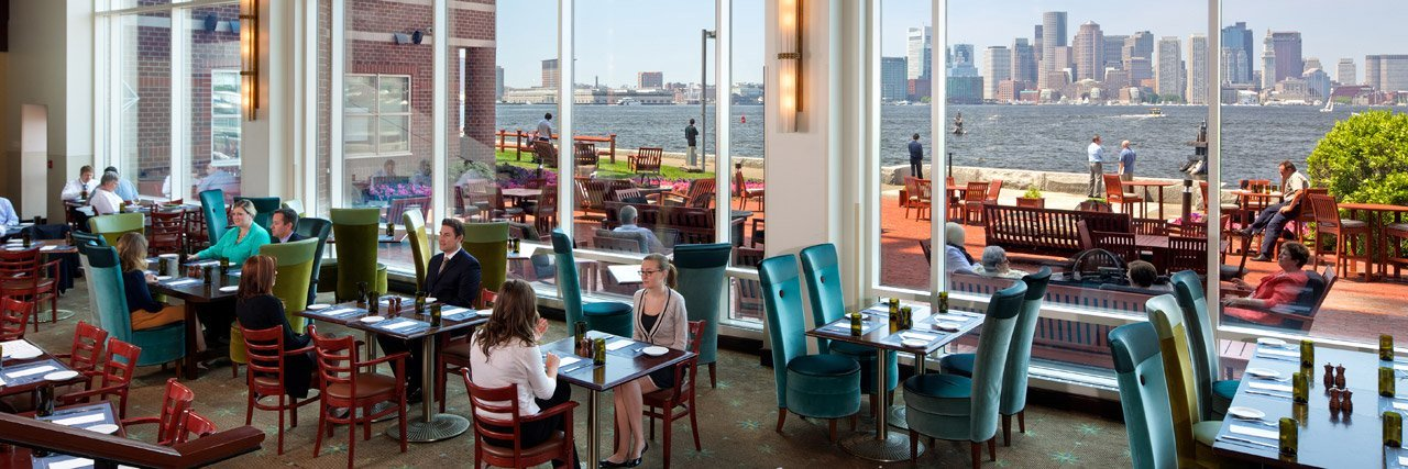 Harborside Grill - Hyatt Regency Boston Harbor
