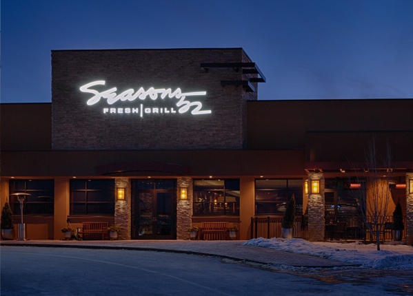 Seasons 52 Burlington